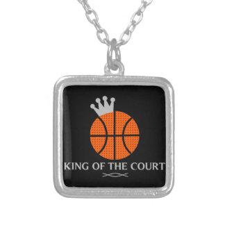 Rey del collar del baloncesto de la corte