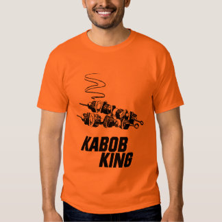 Rey del Kabob Camisetas