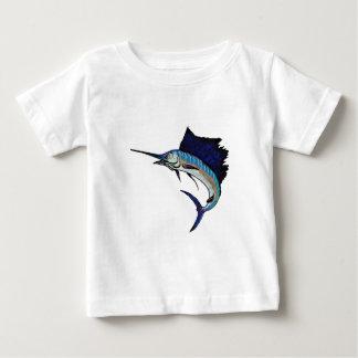 Rey del mar camiseta de bebé