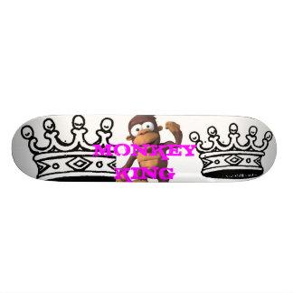 rey del mono patines personalizados