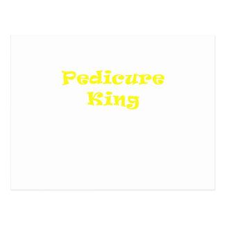 Rey del Pedicure Postal