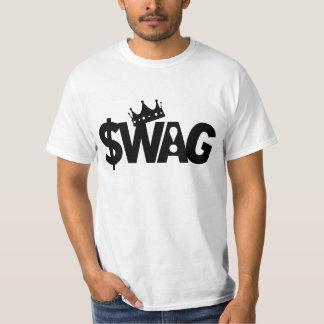 Rey del Swag Camiseta
