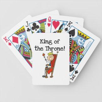Rey del trono cartas de juego