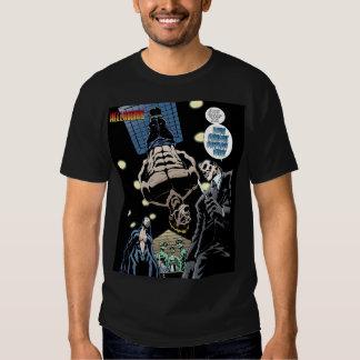"""Rey oficial """"cortada"""" camiseta de los Hellhounds"""