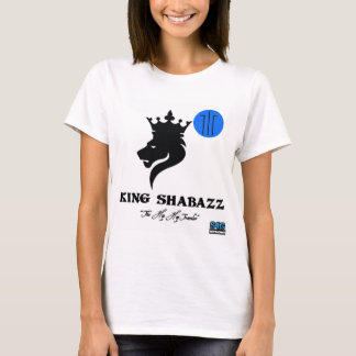 Rey oficial Shabazz T-Shirt (señoras) Camiseta