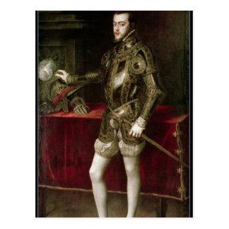 Rey Philip II 1550 Postal