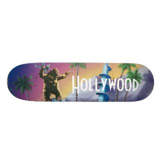 Rey rey Movie Skateboard CA de Hollywood Californi Monopatines Personalizados