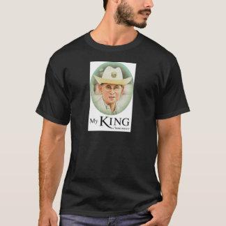 Rey tailandés Bhumibol Adulyadej el grande Camiseta