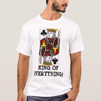 Rey todo camiseta