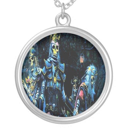 Reyes Necklace del mundo terrenal Collares Personalizados