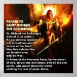 Rezo de San Miguel Posters