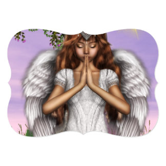 Rezos del ángel anuncio personalizado
