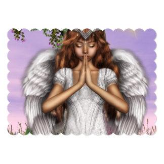 Rezos del ángel comunicado