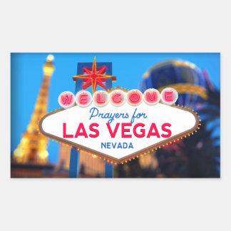 Rezos para el pegatina de Las Vegas