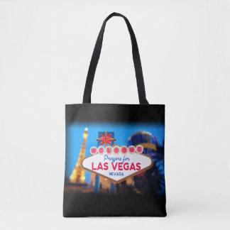 Rezos para la bolsa de asas de Las Vegas
