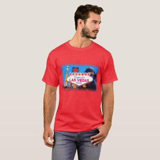 Rezos para las camisetas de Las Vegas