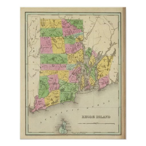 Rhode Island 2 Posters