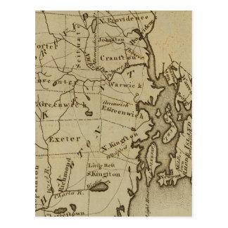 Rhode Island 4 Postal