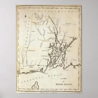 Rhode Island 7 Póster