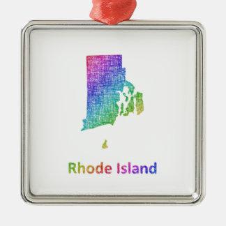 Rhode Island Adorno De Cerámica