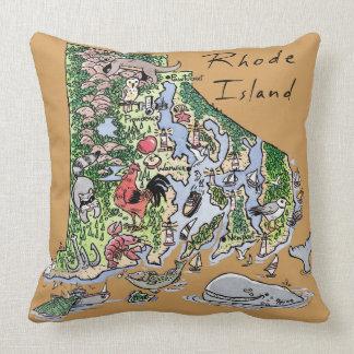 Rhode Island Cojín Decorativo
