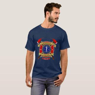 Richardsville, cuerpo de bomberos voluntario del camiseta