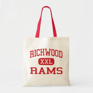 Richwood - espolones - joven - Monroe Luisiana Bolsa Tela Barata