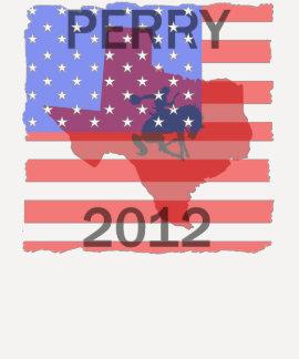 Rick Perry para el presidente Camisetas
