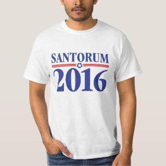 Rick Santorum para el presidente Camisas