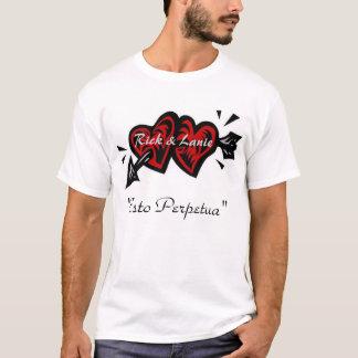Rick y Lanie Camiseta