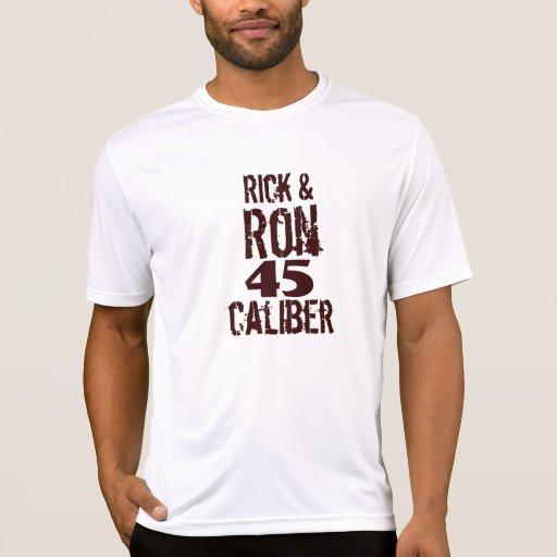 Rick y Ron Camisetas