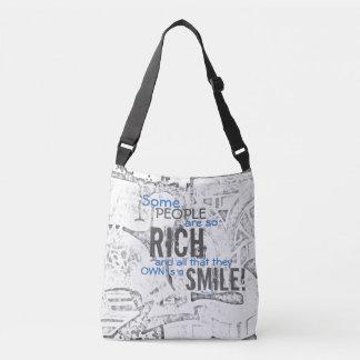 Ricos y sonrisa #34 - la bolsa para transportar