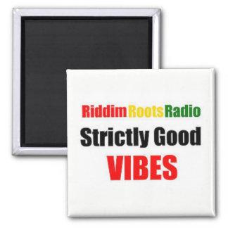 Riddim arraiga estrictamente el buen imán de radio