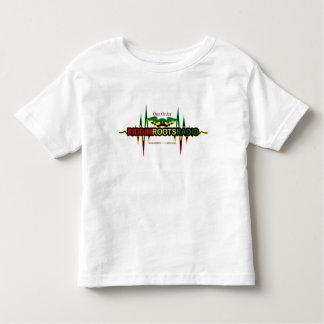 Riddim arraiga la camiseta de radio del jersey de