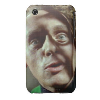 Riddler - cara iPhone 3 Case-Mate cárcasas