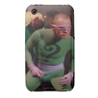 Riddler - ceño Case-Mate iPhone 3 protector
