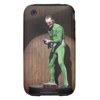 Riddler - con el arma tough iPhone 3 protector