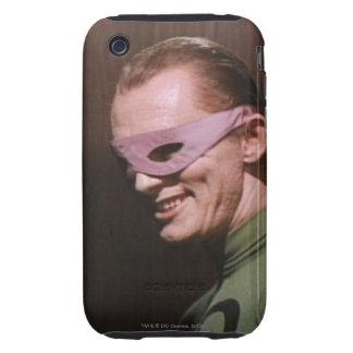 Riddler - enmascarado tough iPhone 3 protector