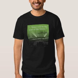 Riegue… el carbón del futuro - camiseta