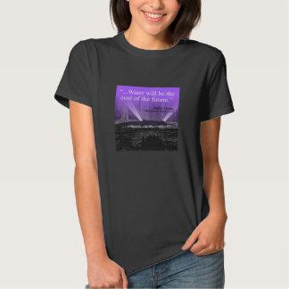 Riegue… el carbón del futuro - la camiseta (de