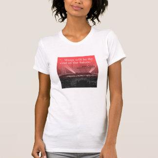 Riegue… el carbón del futuro - la camiseta (subió)
