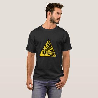 Riesgo de explosión de Litecoin - la camiseta