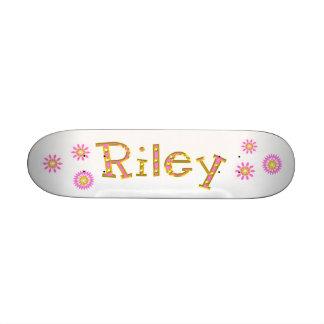 riley patin personalizado