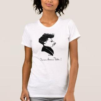 Rilke - caricatura camisetas