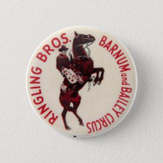 Ringling Bros., Barnum y botón del circo de Bailey