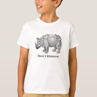 Rinoceronte de Durer del vintage Camiseta