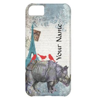 Rinoceronte del vintage