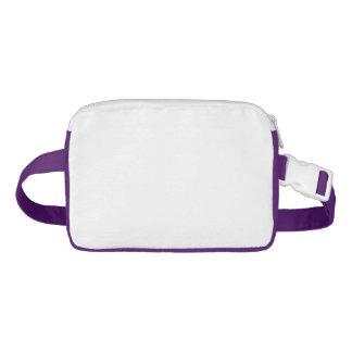 Riñonera Paquete de Fanny púrpura eléctrico