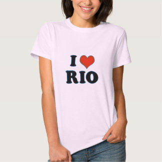 Río de Janeiro - amor Río de I Camisetas