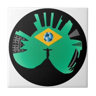 Río de Janeiro Azulejo Ceramica